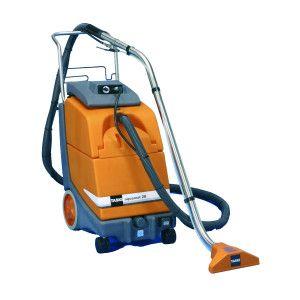 Aspirator profesional compact, pentru curățare prin injecție-extracție TASKI Aquamat 20