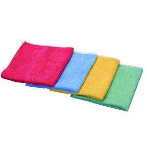 TASKI MyMicro Cloth - Lavete microfibra 36x36cm, galbene