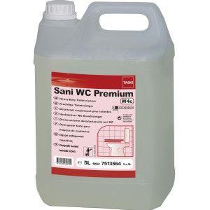 Detergent decapant puternic profesional pentru toalete TASKI Sani WC Premium 5L