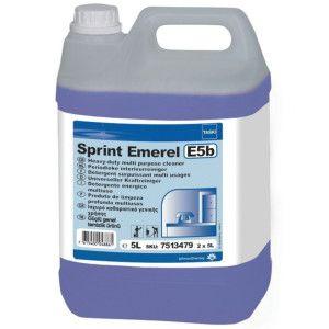Taski Sprint Emerel - Detergent concentrat pentru toate suprafetele lavabile 5L