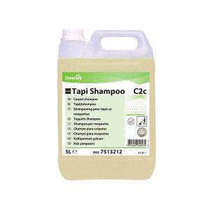 Solutie pentru spalarea covoarelor, mochetelor si tapiteriilor- Taski Tapi Shampoo 5L