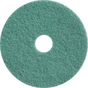 "TASKI Twister Pad 11"" Verde - Pad diamant"