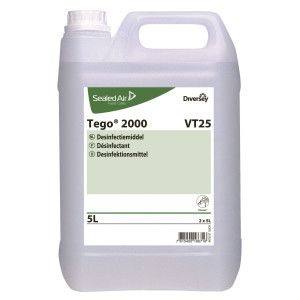 TEGO 2000 - Dezinfectant pentru intreaga industrie alimentara, bauturi și produse lactate industrii 5L
