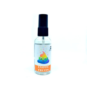 Ulei parfumat pentru toaleta Happy Shit - Exotic Fruits, 50ml