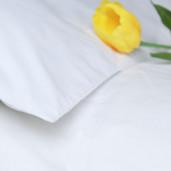 Lenjerie de pat din policoton satinat, matrimoniala