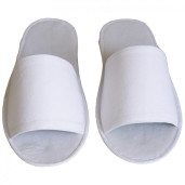 Papuci deschisi din material netesut, 3mm